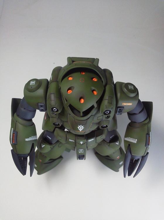 ズゴック・G(グシオン) (鉄血のサイプロクス隊 No.1) アピールショット4