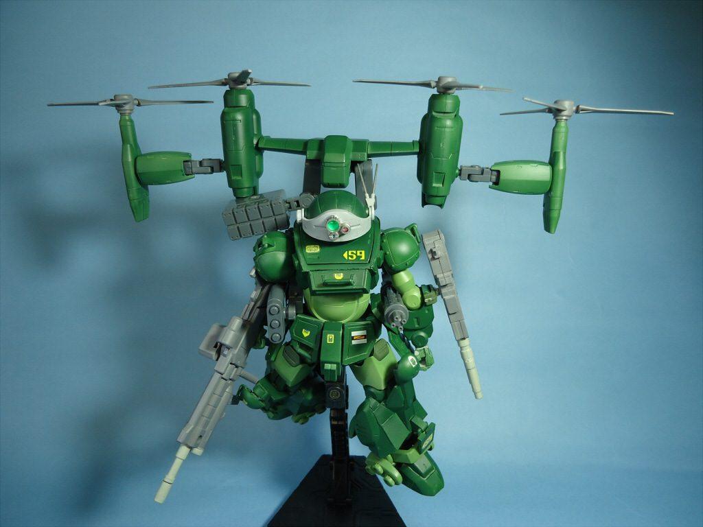 1/35 グリモワールドッグ・フライトタイプ(Grimoire Dog・Flight Type) アピールショット4