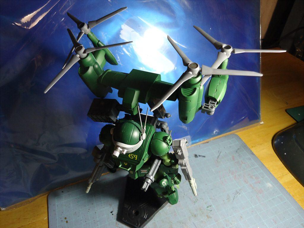 1/35 グリモワールドッグ・フライトタイプ(Grimoire Dog・Flight Type) アピールショット7
