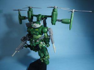 1/35 グリモワールドッグ・フライトタイプ(Grimoire Dog・Flight Type)