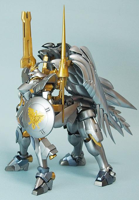 有翼衝撃重騎兵 サザビーフサリア アピールショット3