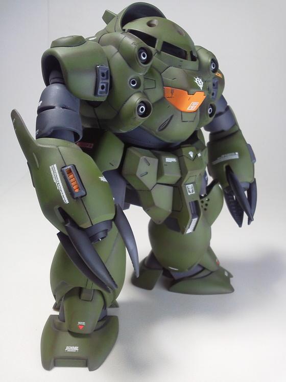 ズゴック・G(グシオン) (鉄血のサイプロクス隊 No.1) アピールショット1
