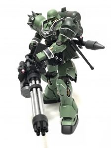 HGUC 1/144 ギラズール 親衛隊仕様