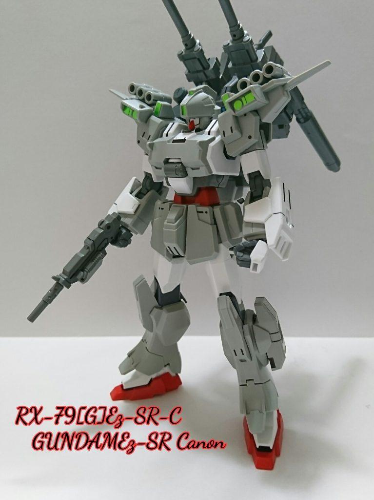 RX-79[G]Ez-SR-C ガンダムEz-SRキャノン