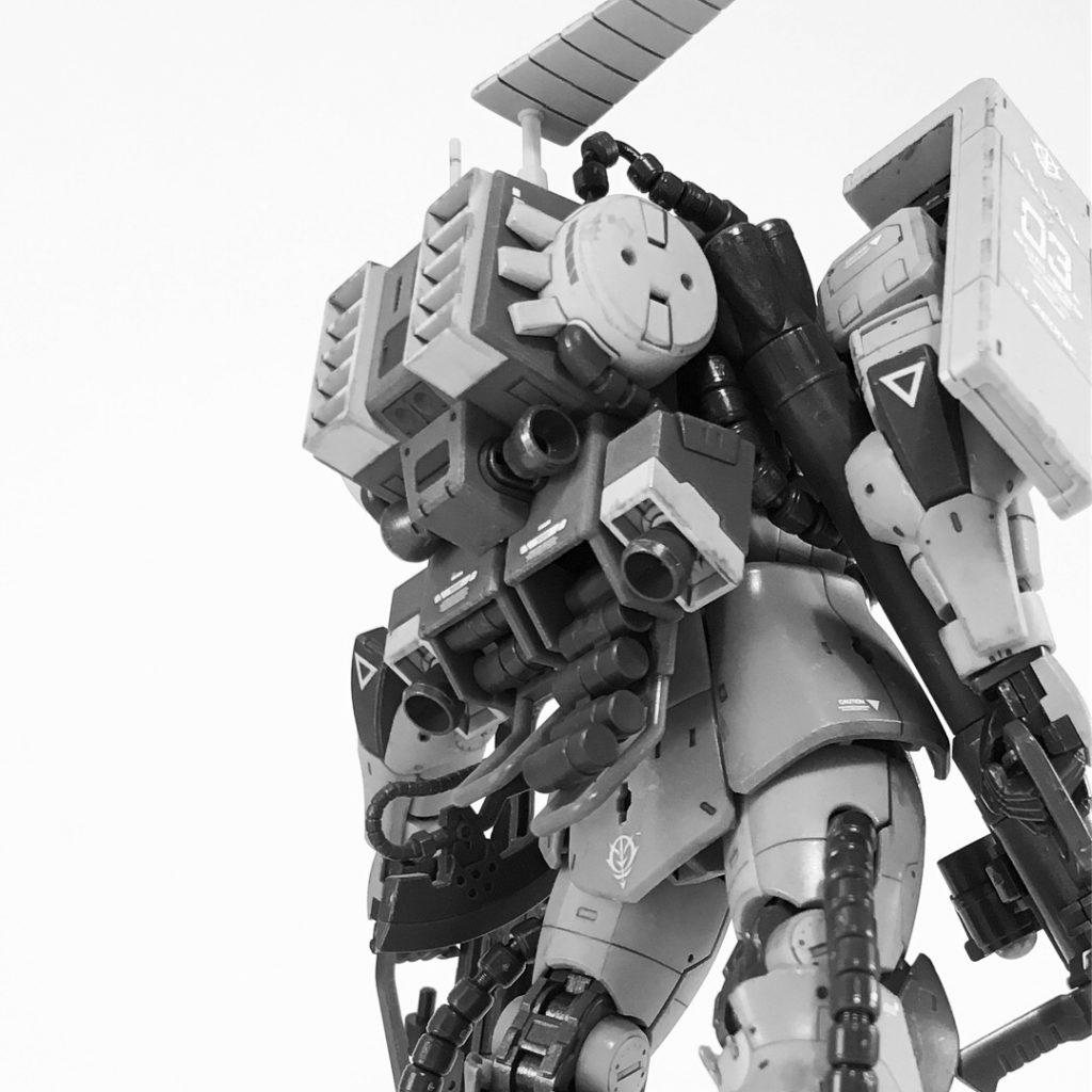 MS-06F ザクマインレイヤー