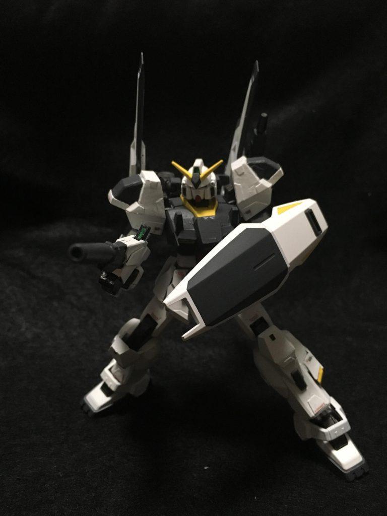 ガンダムMk-2 A1 アピールショット1