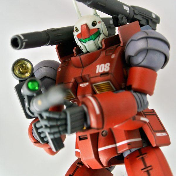 【再投稿】HGガンキャノン RCX-76-02カイ(RX-77)