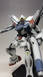 MG ガンダムF91 ver2.0