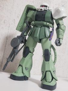 シン・マツナガ専用MS-06F