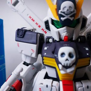 SD Cross Bone Gundam Full Cloth