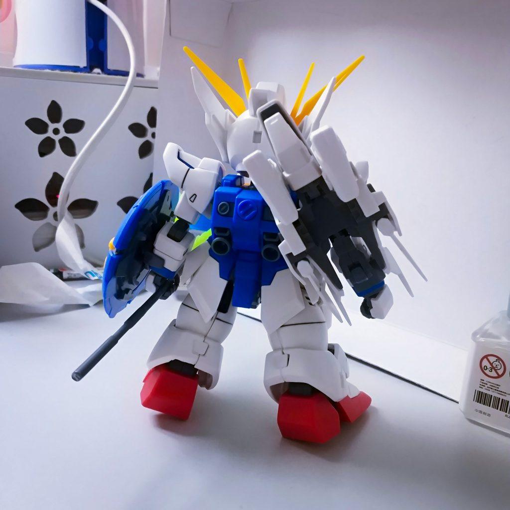 SD Shenlong Gundam アピールショット2