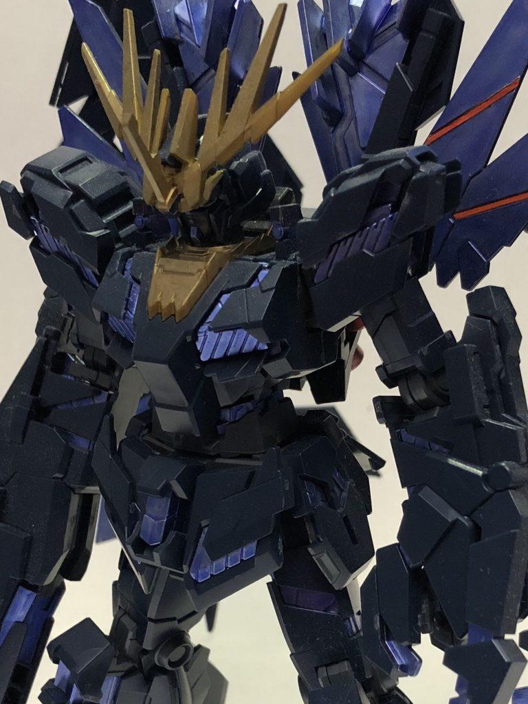 RX-0 フルアーマー・バンシィ・プランB