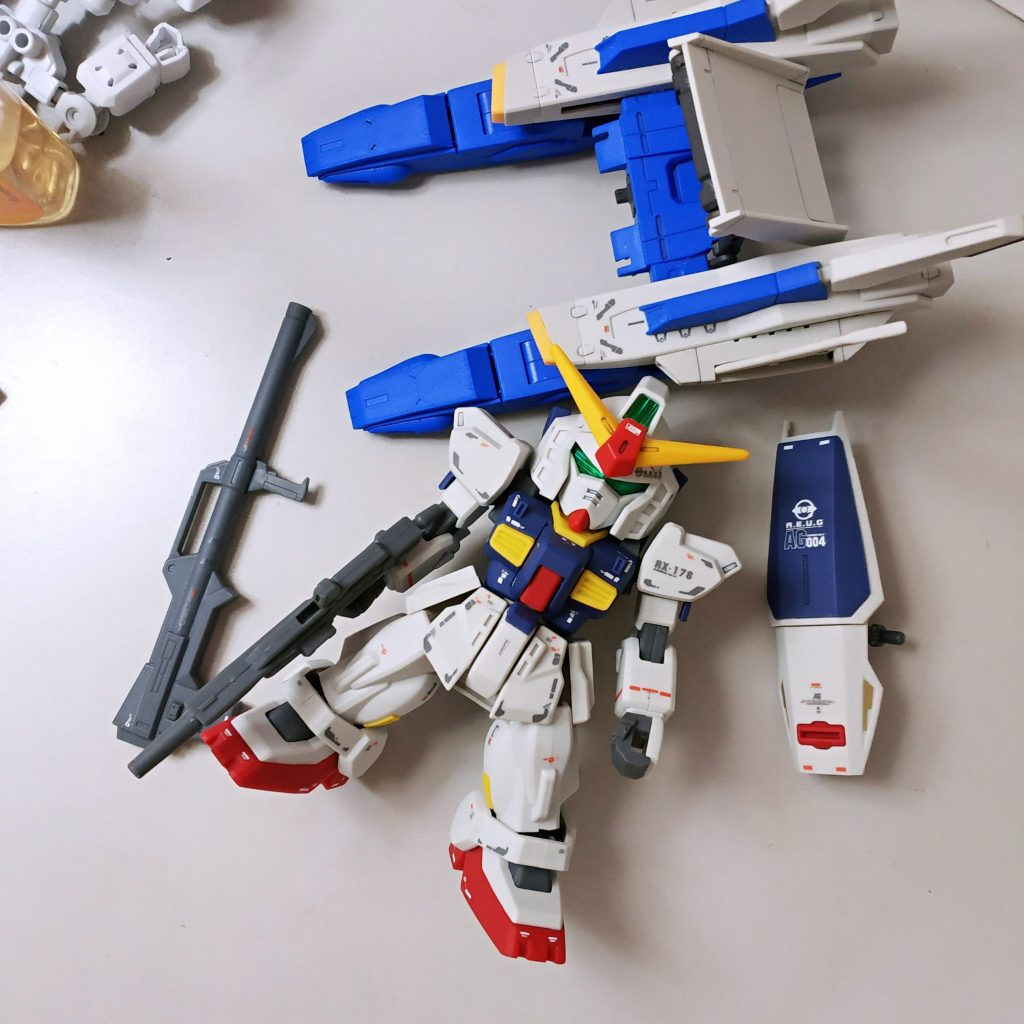 SD MK-II 制作工程3