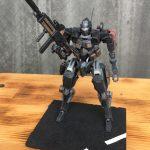 人型武装オートマトン