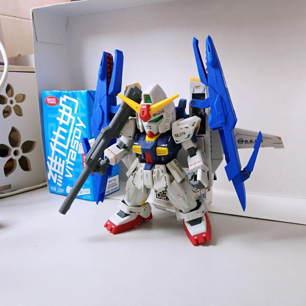 SD MK-II 制作工程1