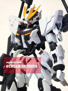 ASW-G-X18 ガンダムオルフェウス
