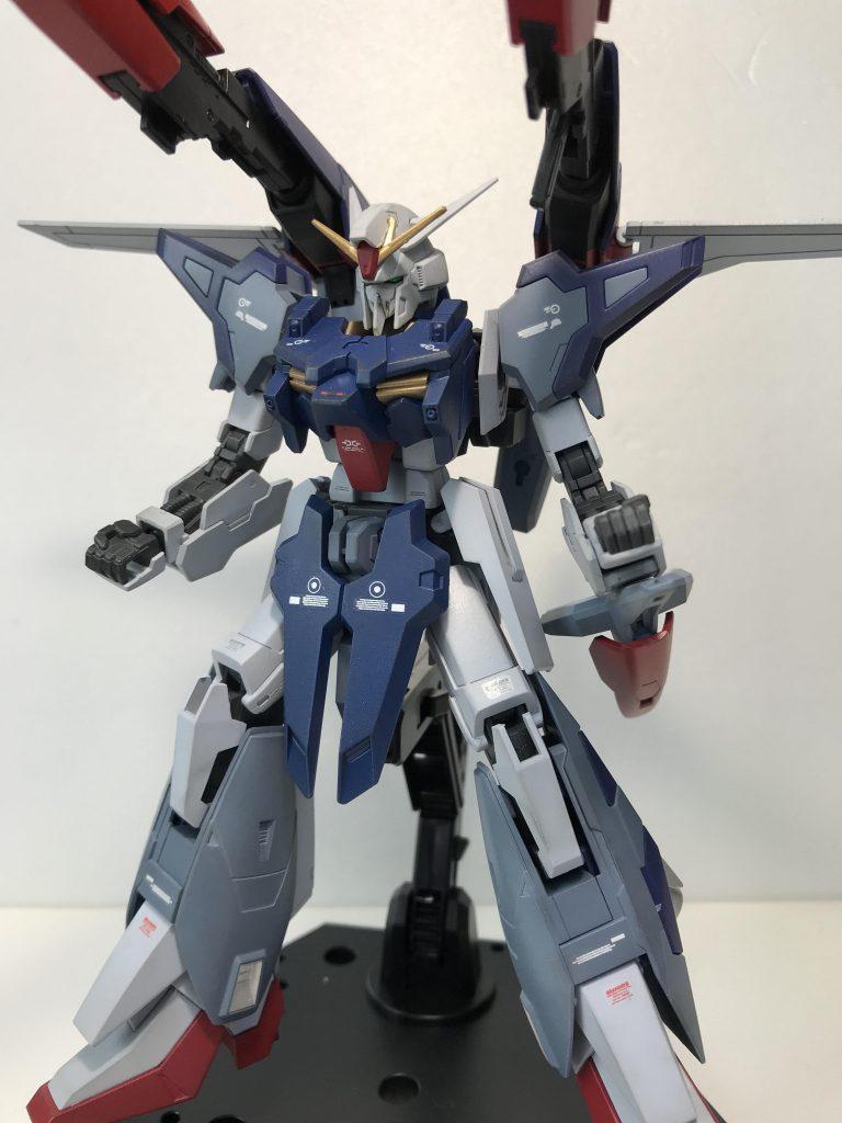 A-Zガンダム(実戦配備型)
