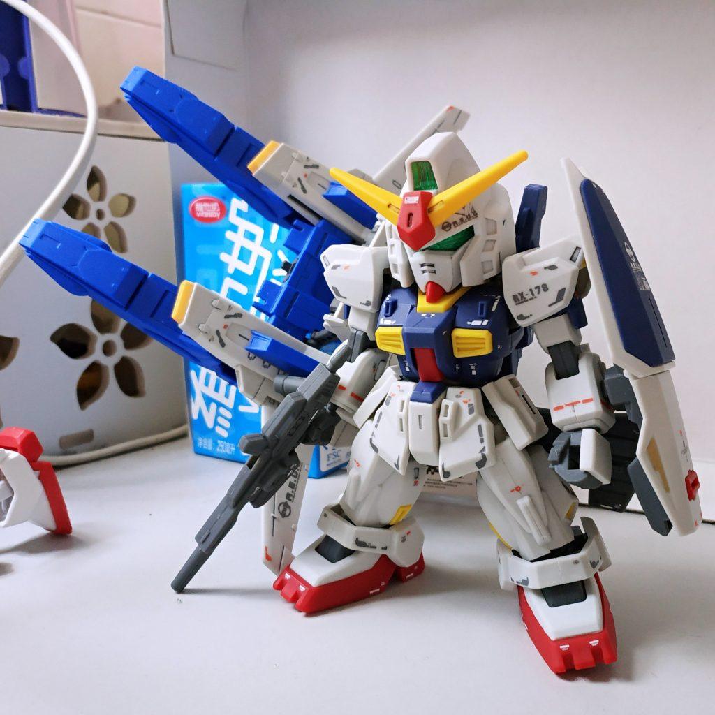 SD MK-II アピールショット4