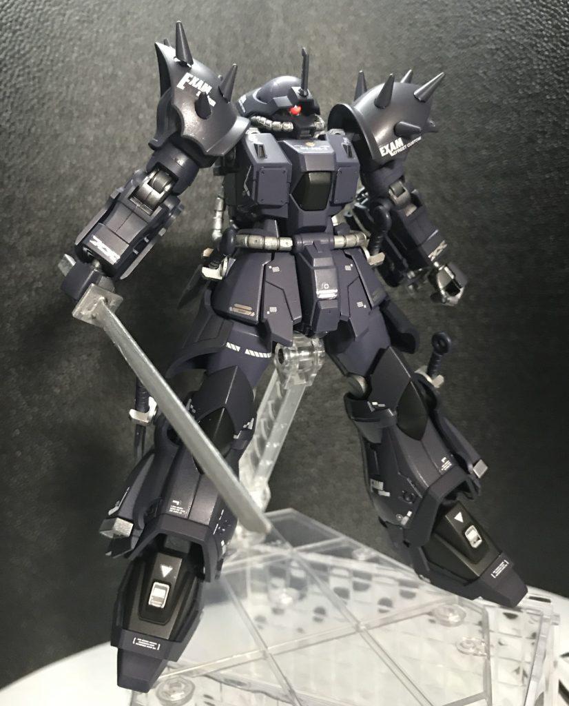 HG イフリート・ナハト オリジナル仕様