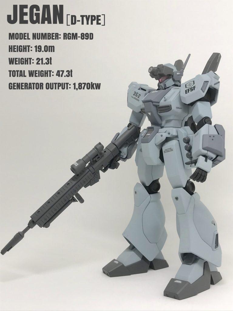 ジェガンD型(スナイパー タイプ)