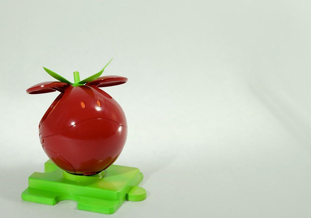 Tomatoハロ アピールショット1