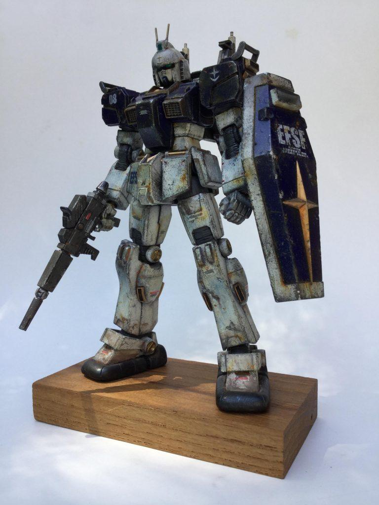 HG 陸戦型ガンダムS型(GUNDAM THUNDERBOLT Ver.)