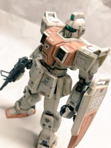 HG陸戦型ジム