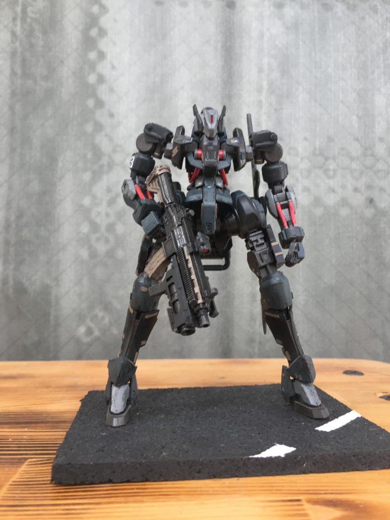 人型武装オートマトン 亜型