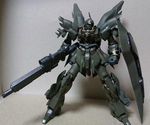 シナンジュ(緑・武装変更)