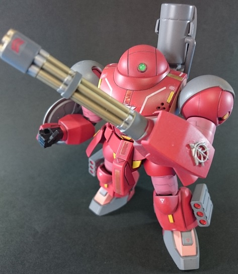 ハイモックRS(Red Soldier)