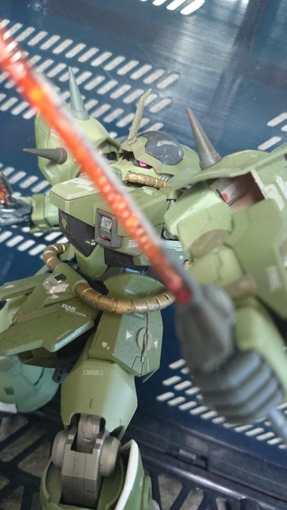 イフリート改(緑)