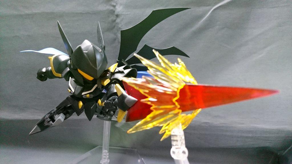 黒騎士フラッグカスタム アピールショット6