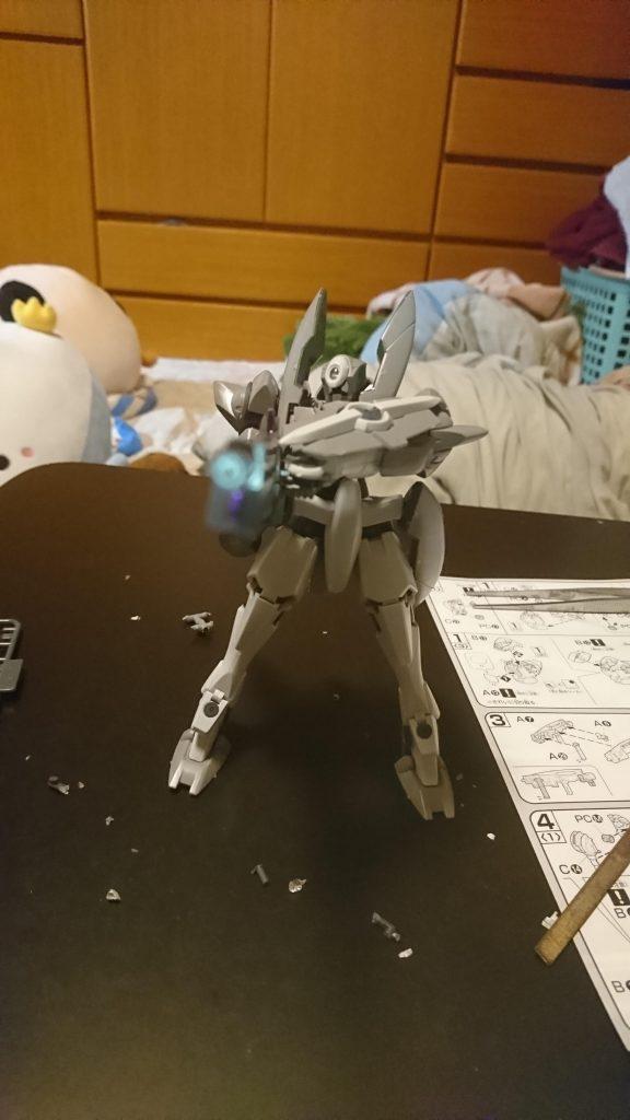GN-X アピールショット3