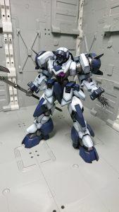 オーガ刃―X(白鬼)