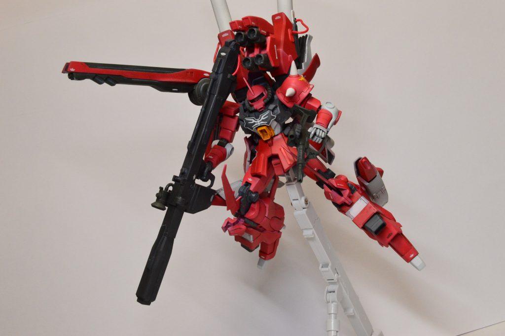 試作強襲型ザク「ヒュージ・ローズⅠ」