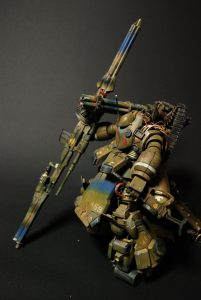 陸戦型 ギリメカラ (再投稿)