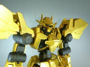 アインの黄金聖衣