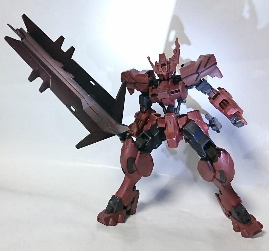 ガンダムフレーム ASW-G07 アモン