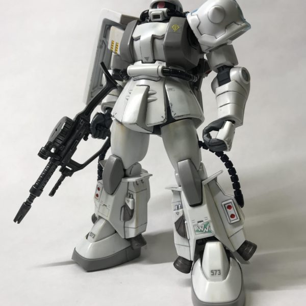 MS-06R-1A シン・マツナガ専用ザク