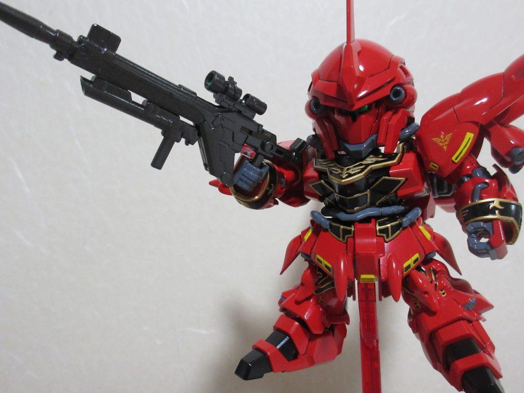 BB戦士 シナンジュ アピールショット2