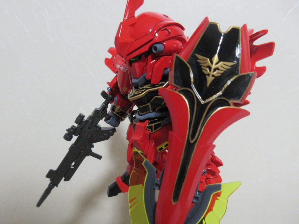 BB戦士 シナンジュ アピールショット1