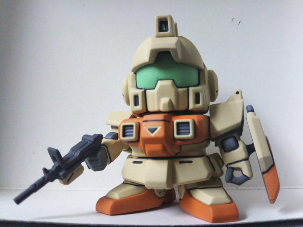 SD 陸戦型ジム