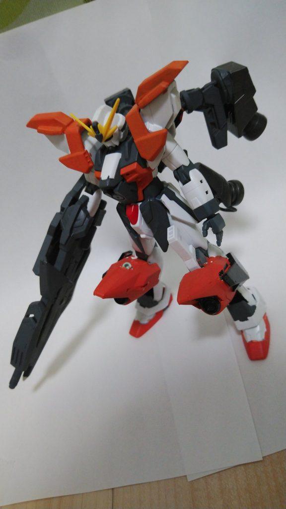 ガンダムBoosted-X