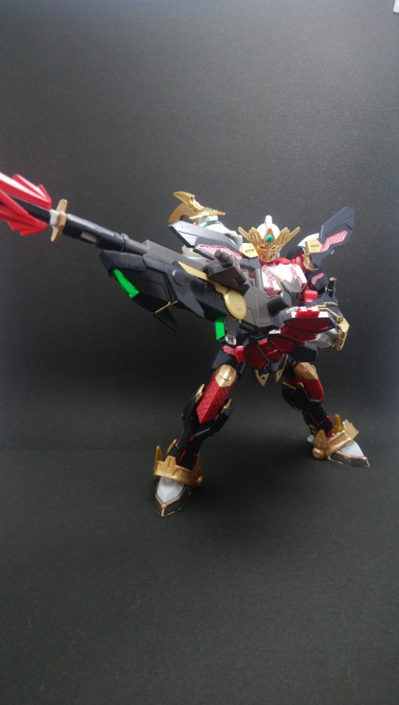 RX-零丸 黒ver アピールショット1