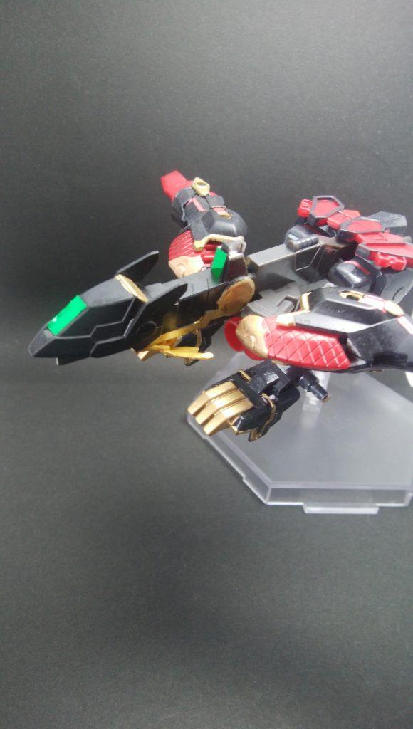 RX-零丸 黒ver アピールショット4