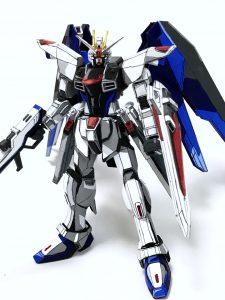 1/144 ZGMF-X10A フリーダムガンダム アニメイラスト風