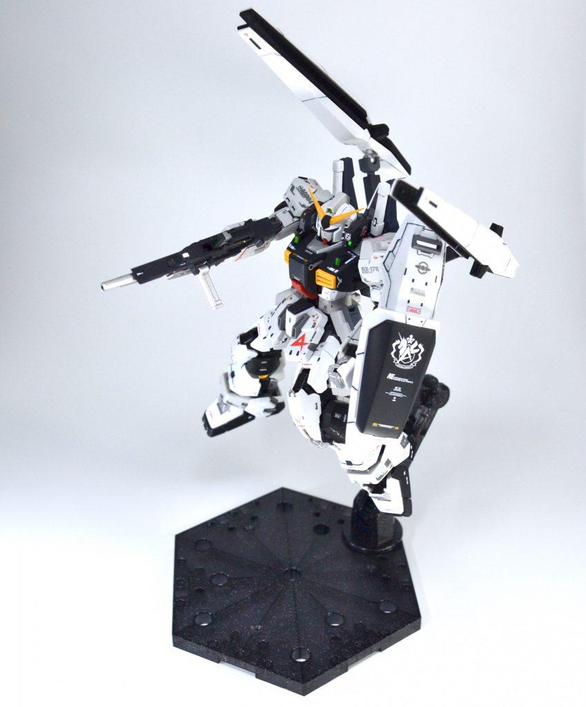 ガンダムMk-II〔orca〕 アピールショット1