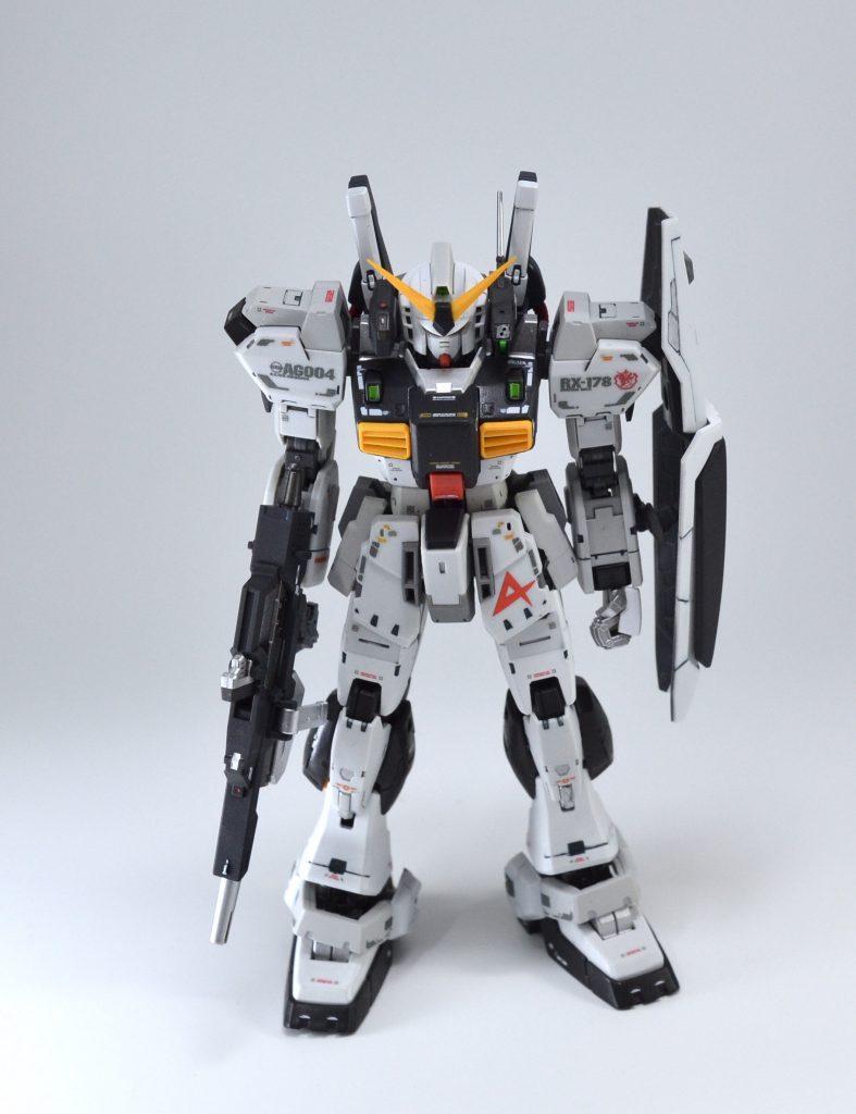 ガンダムMk-II〔orca〕 アピールショット5