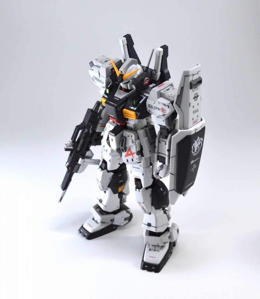 ガンダムMk-II〔orca〕 アピールショット4