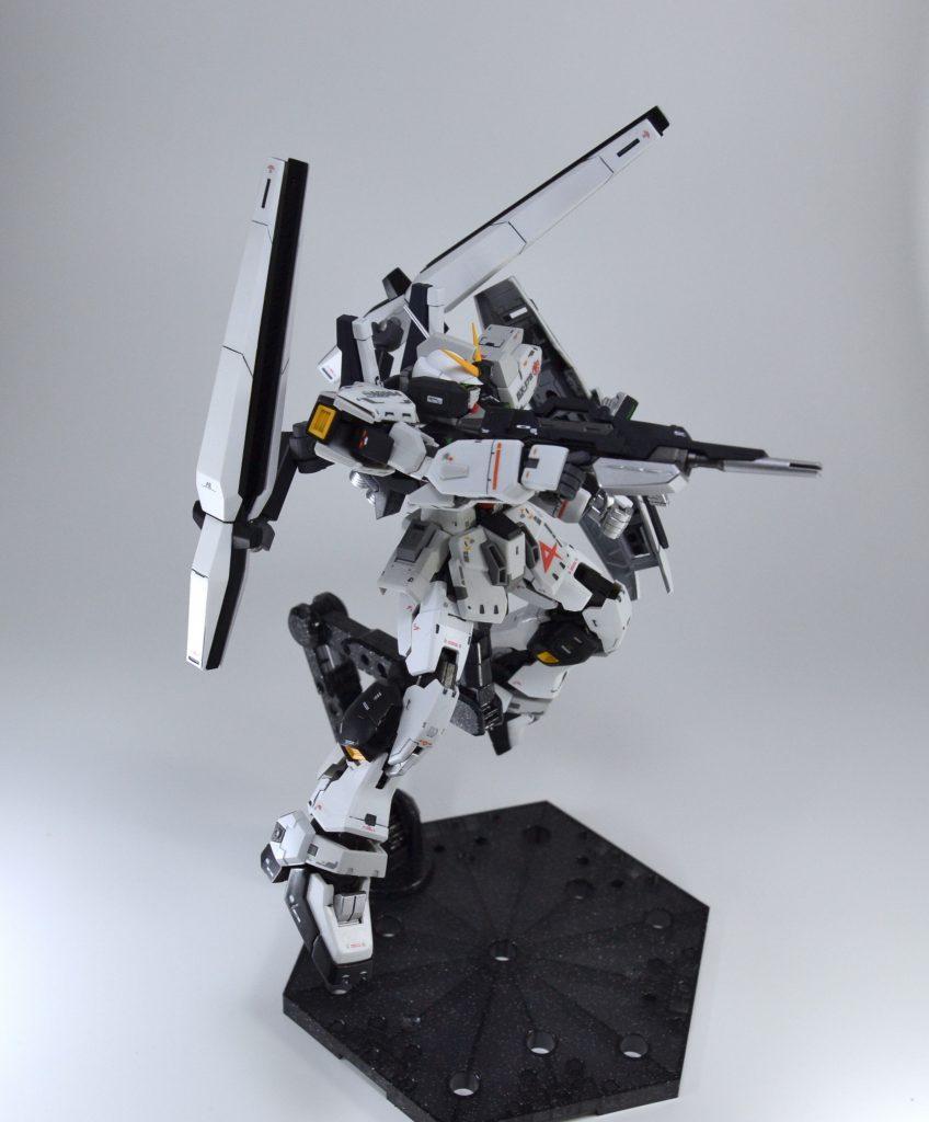 ガンダムMk-II〔orca〕 アピールショット3
